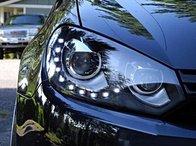 Faruri VW GOLF 6 cu LED model GTI