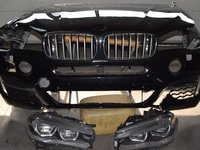 Fata Completa BMW X6 F16 2015 pachet M mici defecte