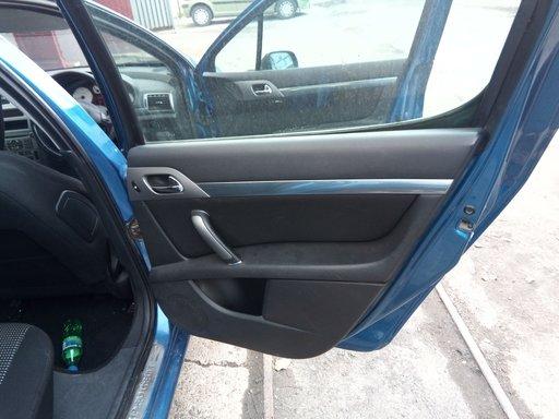 Fata portiera spate cu geam electric Peugeot 407 l