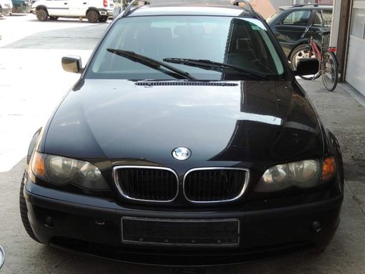 Filru aer BMW 320 D model masina 2001 - 2005
