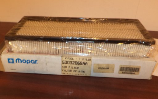 FILTRU AER CHRYSLER CROSSFIRE NOU ORIGINAL-53032068AA