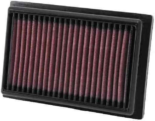 Filtru aer CITROËN C1 II K&N Filters 33-2485
