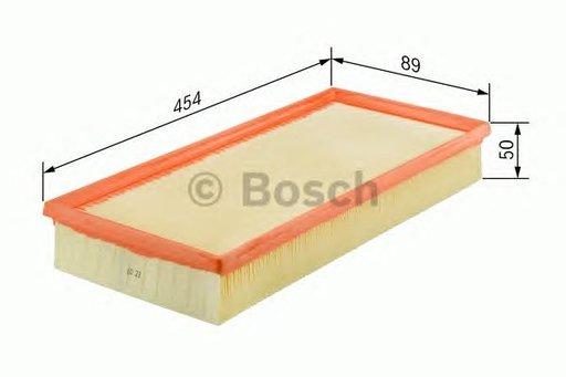 Filtru aer JAGUAR S-TYPE - OEM-BOSCH:F 026 400 102 - Cod intern: W00289324