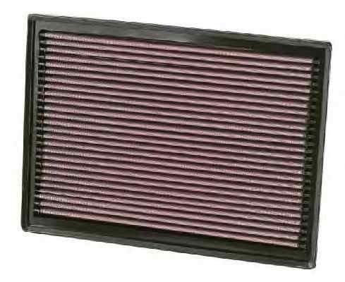 Filtru aer MERCEDES-BENZ SPRINTER 2-t platou / sasiu 901 902 K&N Filters 33-2391