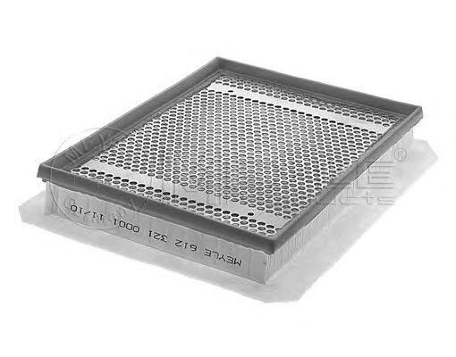 Filtru aer OPEL ASTRA H/ZAFIRA 1,9CDTI - OEM-MEYLE: 612 321 0001|6123210001 - Cod intern: W02163945
