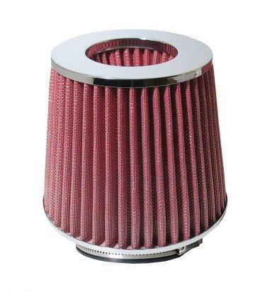 Filtru aer sport Automax 135x170x105 mm crom