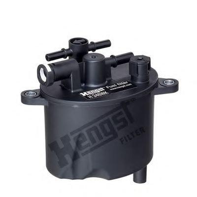 Filtru combustibil PEUGEOT 407 (6D) (2004 - 2016) HENGST FILTER H346WK - piesa NOUA