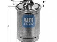 Filtru combustibil SEAT IBIZA II 6K1 UFI 24.365.01