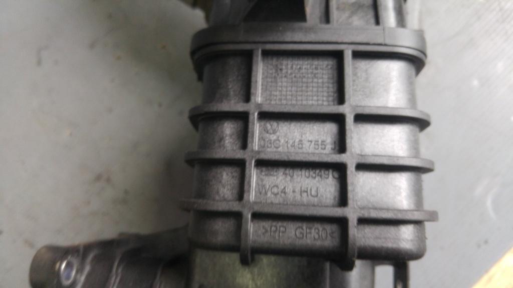 Filtru compresor supraalimentare vw golf 5 6 jetta touran 1.4b cav 03c145755j