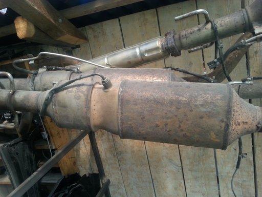 Filtru de particule Astra H pentru motor Z19 DT - Z19DTL - Z19DTH