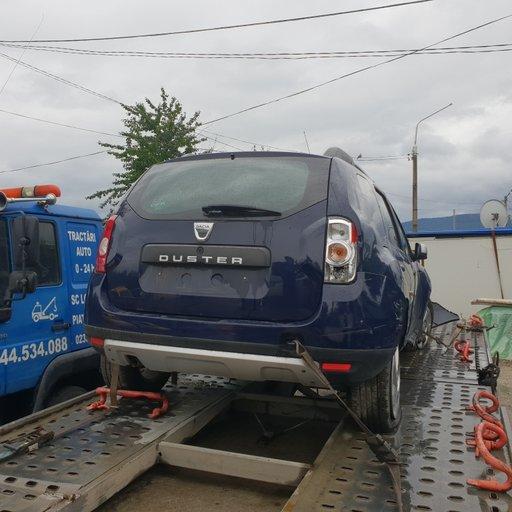 Filtru particule Dacia Duster 2012 4x2 1.6 benzina