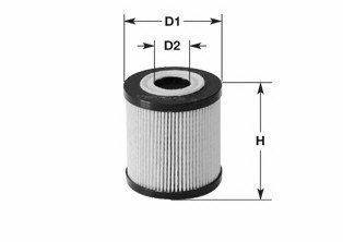 FILTRU ULEI - CLEAN FILTERS - ML 479/A