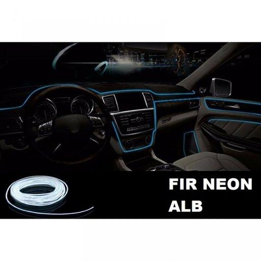 Fir Neon Alb - Lungime 5M