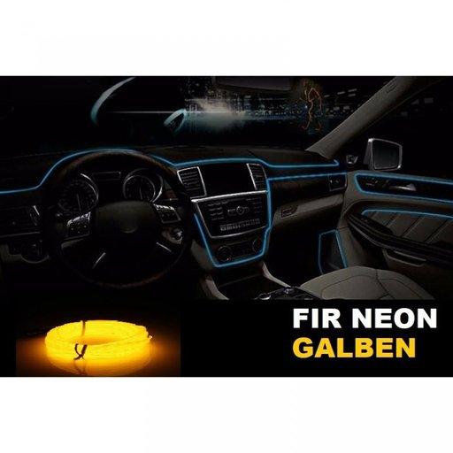 Fir Neon Galben - Lungime 2M