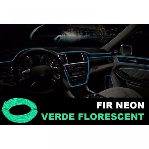 Fir Neon Verde Florescent - Lungime 2M