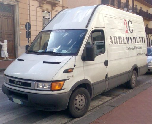 Foi arc iveco daily 2.8 hdi 2001