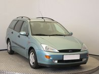 Ford Focus, an 1999, verde, 1.8 TDI