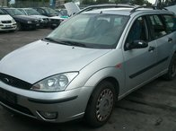 Ford Focus facelift 2002