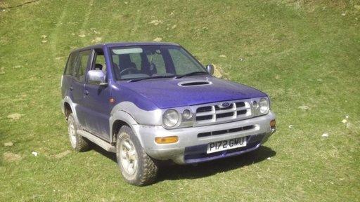 Ford Maverick 2.7 tdi an 1996.