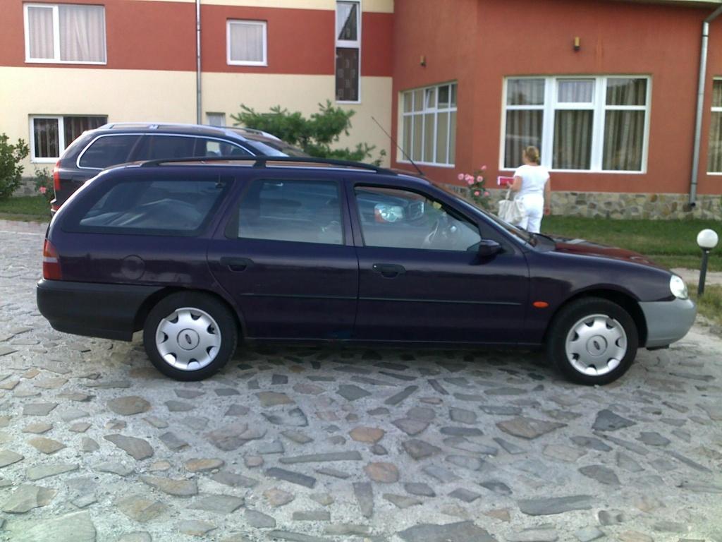 Ford Mondeo, an 1995, 1.6 Benzina
