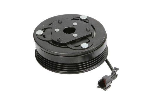 Fulie ambreiaj compresor AC (Zexel DKV10R 12V 4PK 100mm) SUBARU FORESTER, IMPREZA 1.5-2.5 01.08-
