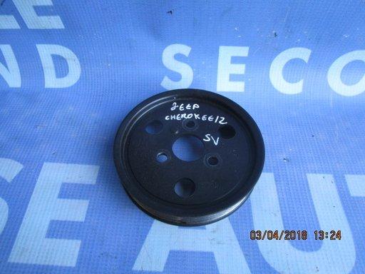 Fulie pompa servo-directie Jeep Cherokee; 20602165F