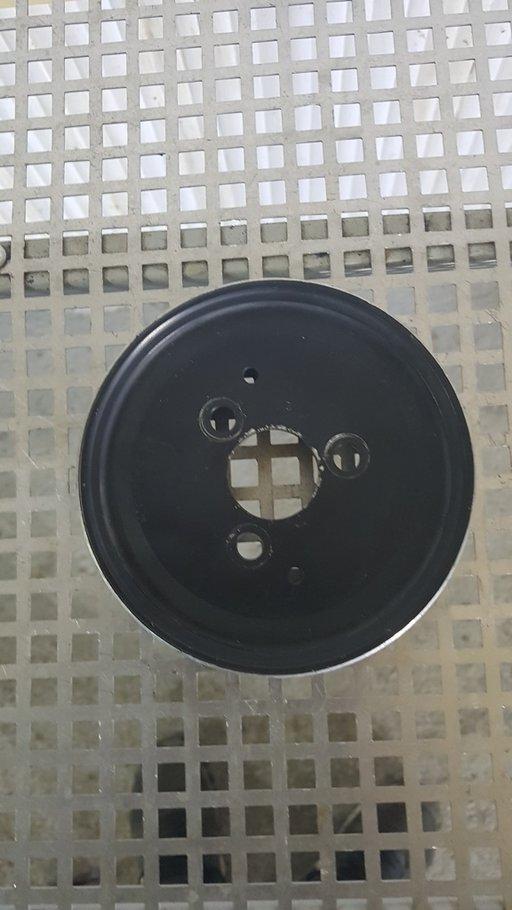 Fulie pompa servodirectie Audi A6 4F C6 2006 3.0 tdi BMK avant