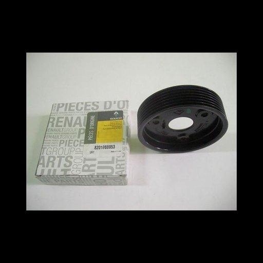 Fulie pompa servodirectie Renault MASTER II 2.5 DCI 8201088953