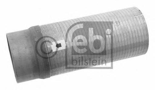 Furtun flexibil, sistem de esapament MAN F 2000 - FEBI BILSTEIN 14572