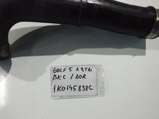 FURTUN INTERCOOLER 1K0145838C GOLF 5 1.9 TDI 2006