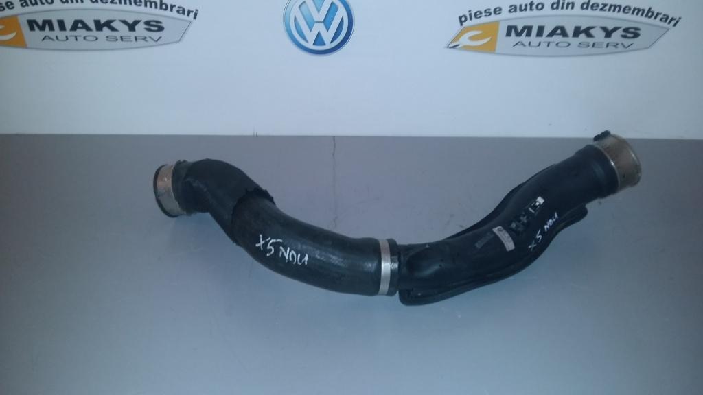 Furtun intercooler BMW X5 E70