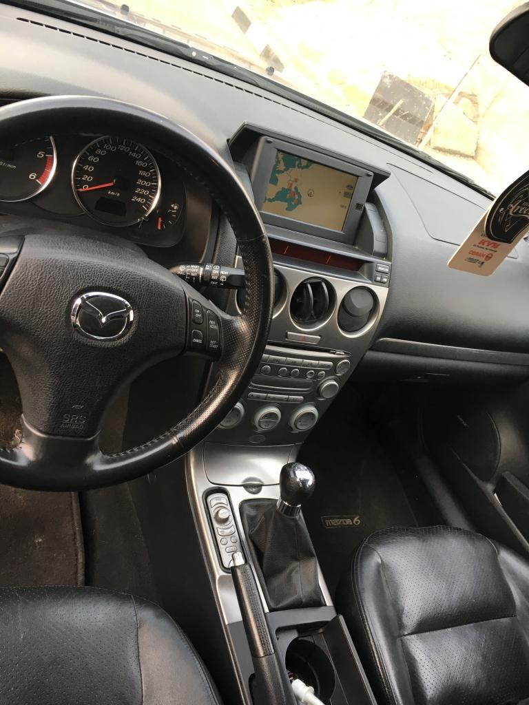 Fuzeta dreapta spate Mazda 6 2005 break 2.0 d