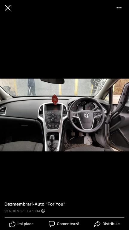 Fuzeta dreapta spate Opel Astra J 2012 Hatchback 1.7