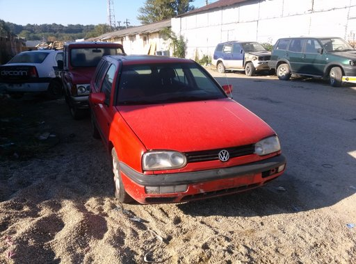 Fuzeta Fata VW Golf 3 din 1996