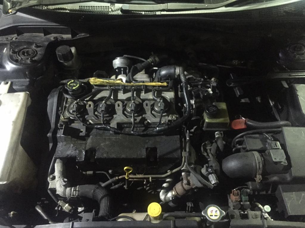 Fuzeta stanga fata Mazda 6 2006 break 2000