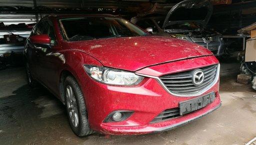 Fuzeta stanga fata Mazda 6 2014 Break 2.2D