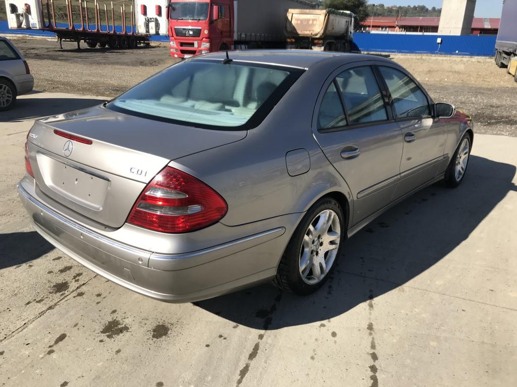 Fuzeta stanga fata Mercedes E-CLASS W211 2004 berlina 320 cdi