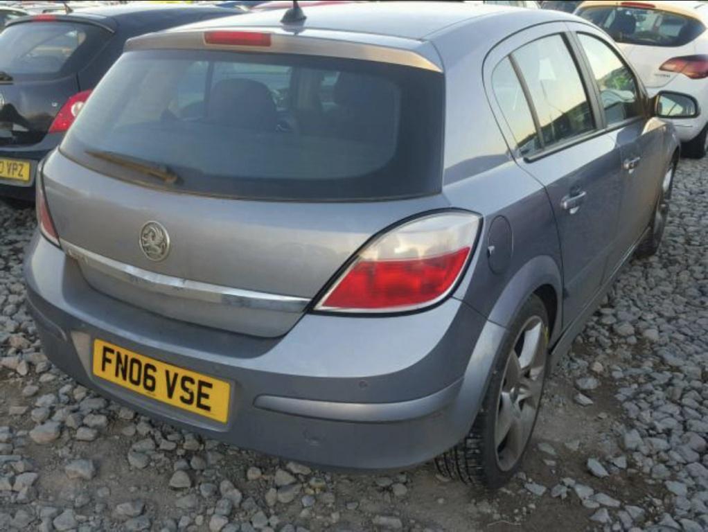 Fuzeta stanga fata Opel Astra H 2006 Hatchback 1.9 CDTI