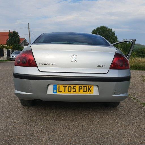 Fuzeta stanga fata Peugeot 407 2005 berlina 1.6 hdi