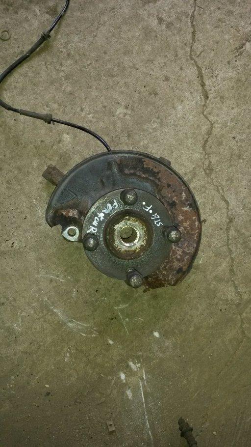 Fuzeta stanga fata Smart Forfour, 1.3 benzina, an 2004