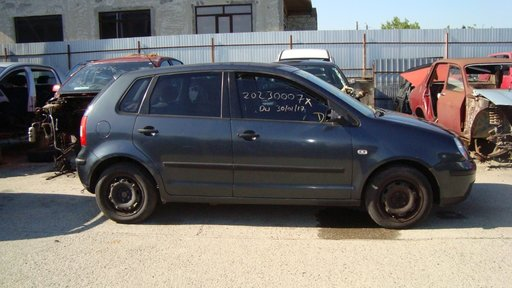 Fuzeta stanga fata VW Polo 9N din 2002 motor 1.2 AWY