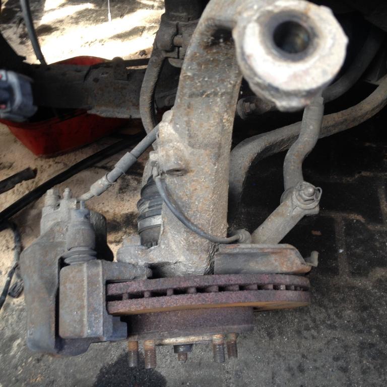 Fuzeta stanga si dreapta mazda 6 an 2005 2.0 diesel