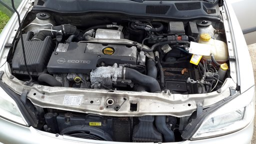 Fuzeta stanga spate Opel Astra G 2003 Hatchback 2.0
