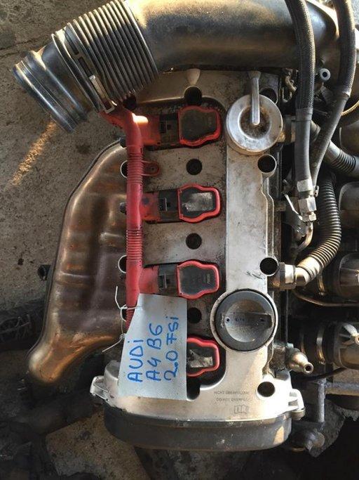 Galerie admisie Audi A4 B6 2.0 FSI tip motor AWA