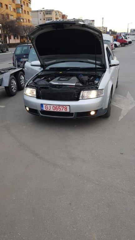 Galerie admisie Audi A4 B6 2002 BERLINA 2.5 TDI 1.9TDI