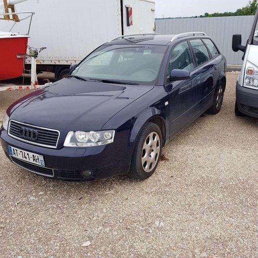 Galerie admisie Audi A4 B6 2004 Break 1,9 TDI