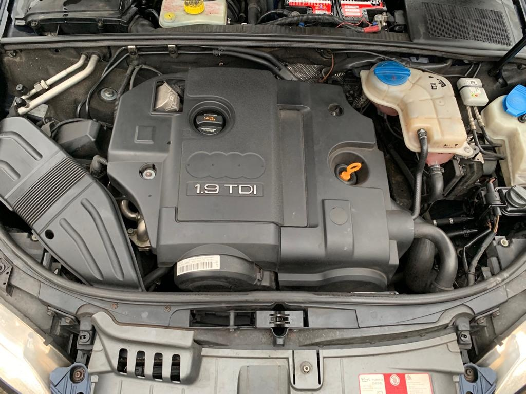 Galerie admisie Audi A4 B7 2005 limuzina 1.9