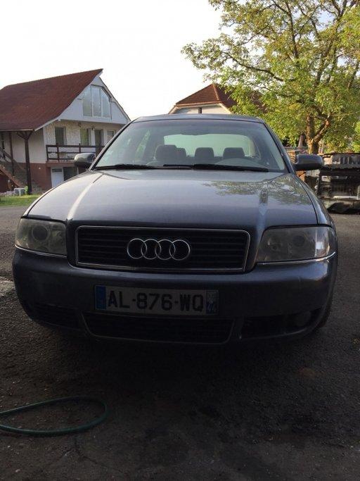 Galerie admisie Audi A6 4B C5 2003 LIMUZINA 2.5 TD