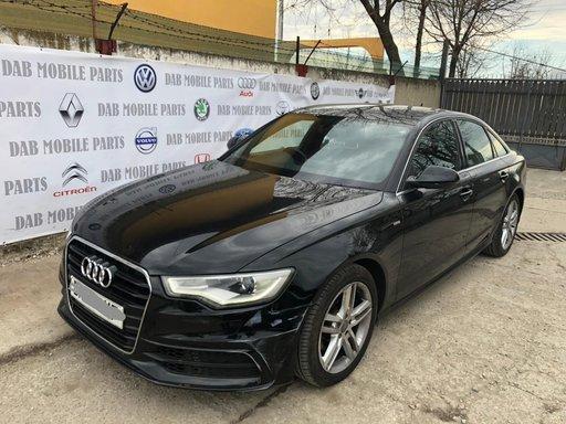 Galerie admisie Audi A6 C7 2012 berlina 2.0
