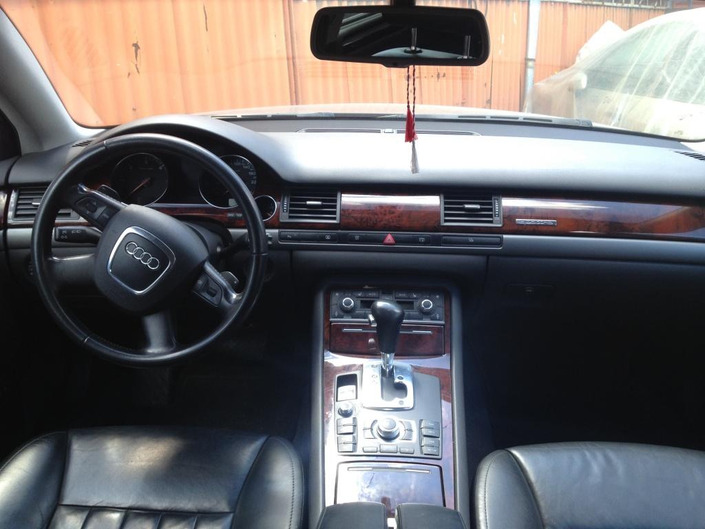 Galerie admisie Audi A8 2006 Berlina 3.0 diesel